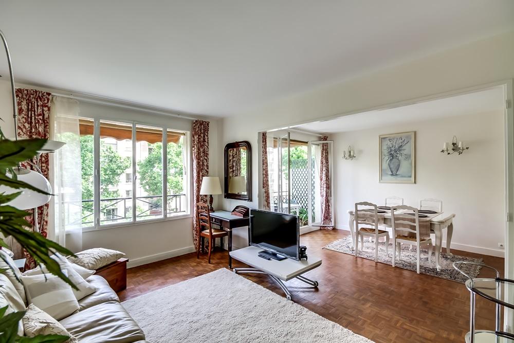 Appartement 3 Pièces 67m² meublé