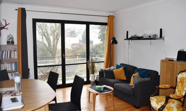SCEAUX – Appartement 3 pièces + balcon