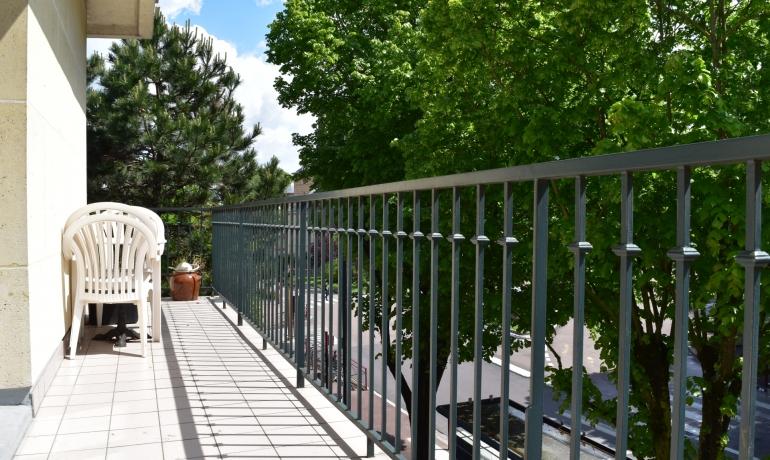 SCEAUX – Musiciens-Roosevelt – Appartement 5 pièces + balcon