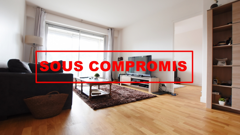 SCEAUX – Appartement 4 pièces + loggia