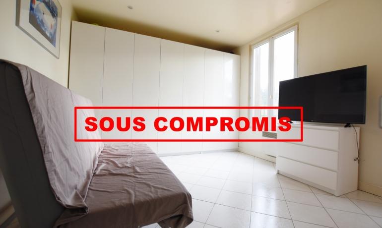 PARC DE SCEAUX -/ COULÉE VERTE – Studio de 21 m²