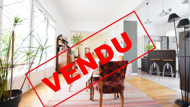 BOURG LA REINE – Maison 6 pièces + studio