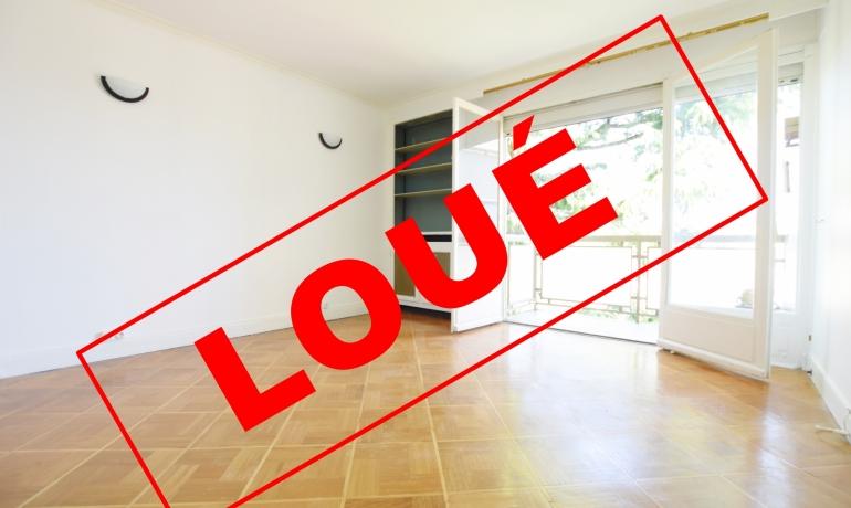 SCEAUX – Appartement 3 pièces +balcon + garage box
