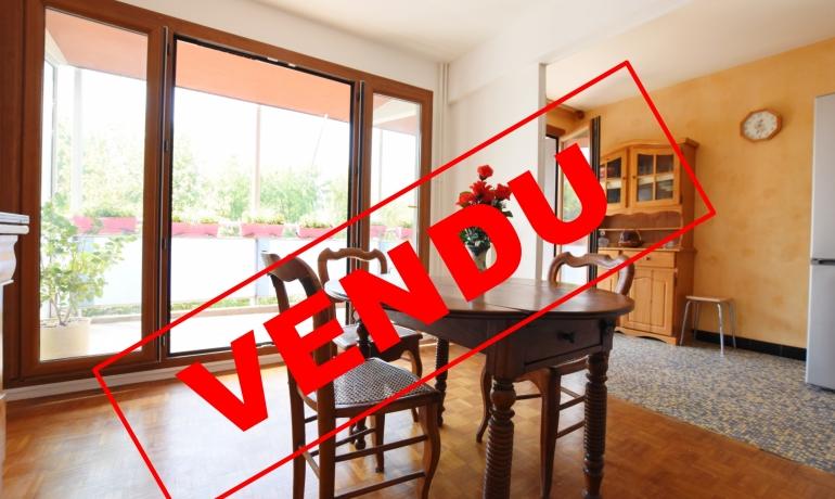 Appartement 3 pièces + Terrasse