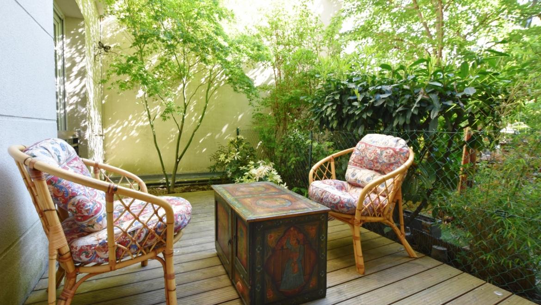 Appartement 3 pièces 67 m² + Jardin / Terrasse – VALLEE AUX LOUPS / MOULIN FIDEL