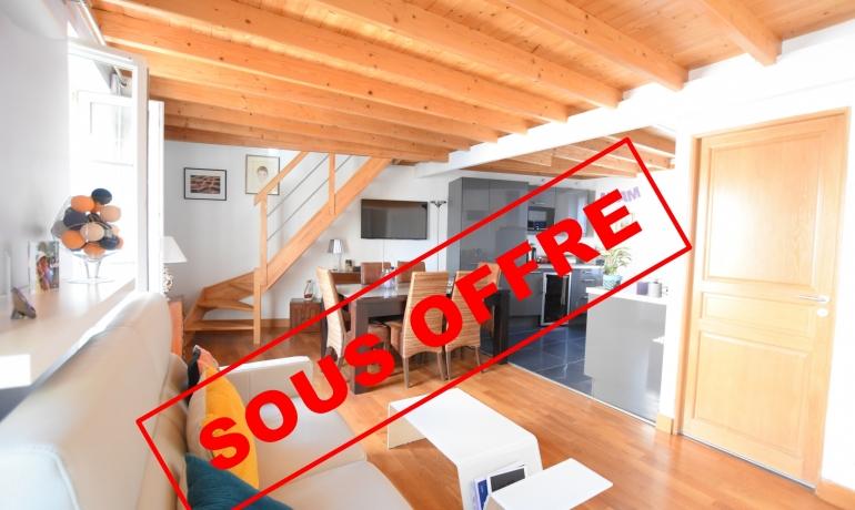 Appartement 2 pièces 66 m² – CENTRE VILLE